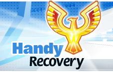 handy recovery نرم افزار بازگردانی فایل های پاک شدهHandy Recovery 4.0