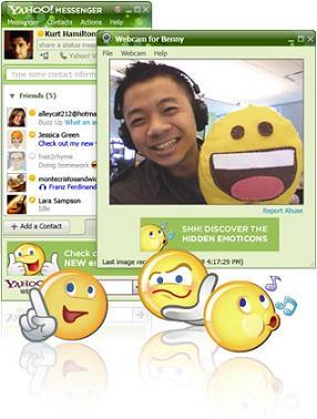 yahoo messenger 9 نسخه نهایی نرم افزار یاهو مسنجر Yahoo! Messenger 9.0.0.1912 Final