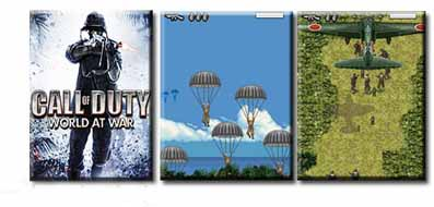 COD5 بازي جديد Call Of Duty 5 تحت جاوا   New Call Of Duty : World At War
