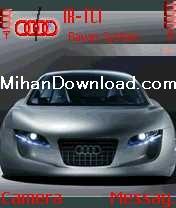 Audi(MihanDownload.com) تم موبایل نوکیا جدید Audi
