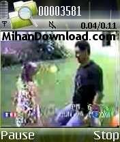 BACHEOF%5BMihanDownload.com%5D کلیپ موبایل  تصویری عاقبت شوخی با بچه