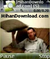 BALESH%5BMihanDownload.com%5D کلیپ موبایل تصویری جالب پشتی