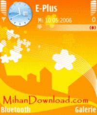 City%5BMihanDownload تم City تم قشنگ موبایل جدید و با گرافیک برای نوکیا سری n