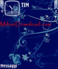 DarkSeaFlower%5BMihanDownload تم توپ و قشنگ موبایل برای سری n نوکیا DarkSeaFlower