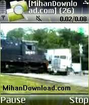 GATAR کلیپ تصویری از برخورد قطار با کامیون واقعی!