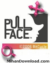 PullFace%5BMihanDownload.com%5D نرم افزار ساختن کاریکاتور از عکس برای سونی اریکسون