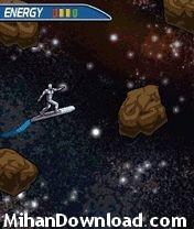 fantastic4 بازی جاوا موبایل 4 شگفت انگیز fantastic game