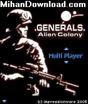 alien1%5BMihanDownload.com%5D بازی موبایل جاوا جنگی جدید GeneralsAlien