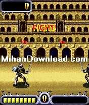gladiator1%5BMihanDownload.com%5D بازی موبایل جاوا گلادیاتور gladiator1