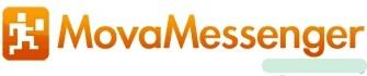 movamessenger%5BMihanDownload.com%5D نرم افزار  MovaMessenger برای گوشی های جاوا