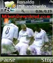 ronaldo(MihanDownload.com) کلیپ تصویری میکس شده از رقص بازیکنان تیم رئال مادرید