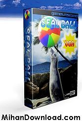 sealball2 بازی پاکت پی سی جدید Pocket Pc SealBall