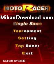 3dmotor1%5BMihanDownload.com%5D بازی مسابقات موتور سواری نوکیا motorrace3d