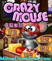 crazy%5BMihanDownload.com%5D بازی موبایل نوکیا موش دیوانه CrazyMouse