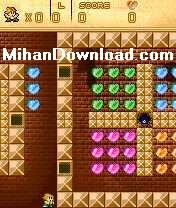 dig1%5BMihanDownload.com%5D بازی موبایل سه بعدی باحال نوکیا DigTum