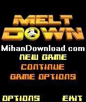 melt1%5BMihanDownload.com%5D بازی جنگی موبایل برای نوکیا MeltDown