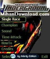 need1%5BMihanDownload.com%5D بازی رالی سرعت نید فور اسپید در موبایل نوکیا NeedForSpeed