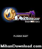 snoker%5BMihanDownload.com%5D بازی اسنوکر در گوشی های نوکیا Snoker