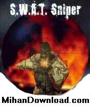 swat%5BMihanDownload.com%5D بازی جدید موبایل تک تیر انداز SWATsniper