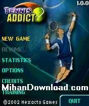 tenis%5BMihanDownload.com%5D بازی تنیس سه بعدی نوکیا Tennis3d