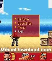xii1%5BMihanDownload.com%5D بازی جنگی باحال برای نوکیا XIII