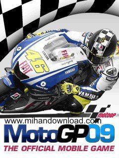 Moto%20GP%2009 %5Bmihandownload.com%5D بازی موبایل Moto GP 09 به صورت جاوا