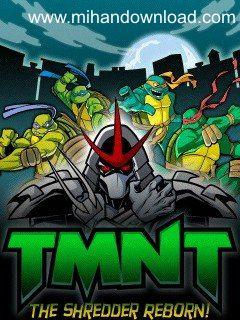 TMNT %20The%20Shredder%20Reborn %5Bmihandownload.com%5D بازی موبایل TMNT : The Shredder Reborn