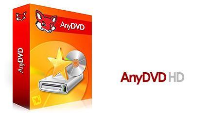 AnyDVD AnyDVD HD AnyDVD AnyDVD HD