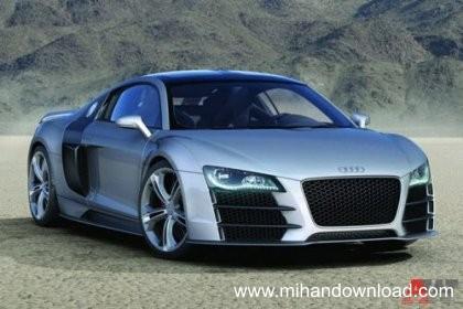 Audi%20R8%20V12%20TDI%201 عکس های Audi R8 V12 TDI