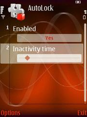 AutoLock برنامه autolock برای موبایل