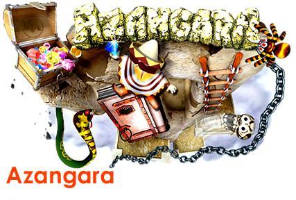 Azangara به دنبال کلید Azangara v1.35