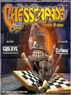 Chess%20Capade%203D بازی جدید و زیبای Chess Capade 3D مخصوص پاکت پی سی