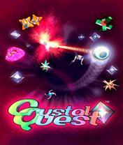 بازی جاوا Crystal Quest