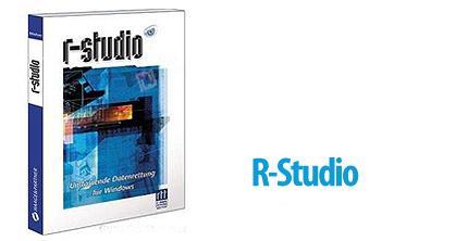 R Studio ابزاری قدرتمند جهت بازگرداندن اطلاعات از دست رفته R Studio 4.5 Build