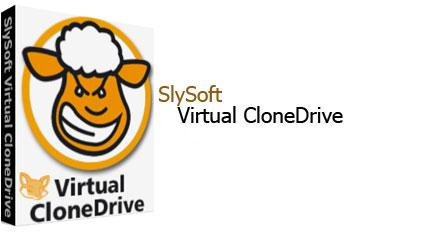 SlySoft Virtual CloneDrive ساخت درايو مجازي با SlySoft Virtual Clone Drive 5.3.1.2 Final