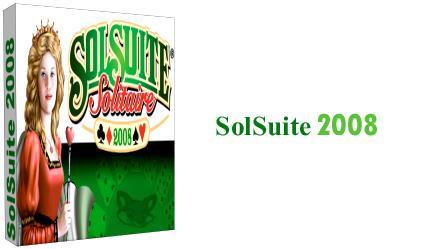 SolSuite 2008 مجموعه كامل از 480 بازي كارتي با SolSuite 2008 v8.5