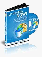 Undelete%20NOW%20v1.0 باز گردانی سریع فایل های پاک شده با Undelete NOW v1.0