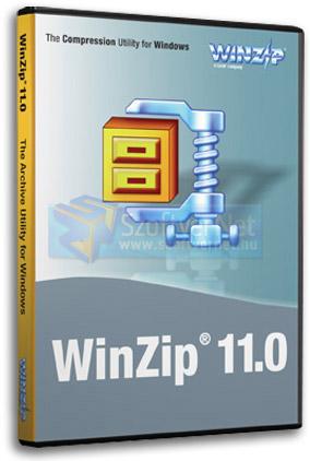 WinZip LRG فشرده ساز WinZip 11.1 Build 7466