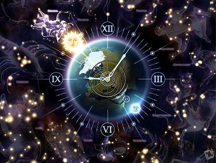 Zodiac Clock 3D Screensaver ساعتی سه بعدی بروی دسکتاپ با Zodiac Clock 3D Screensaver 1.0