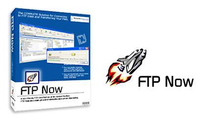 ftp now ارتباط آسان با سرور های FTP توسط نرم افزار FTP Now 2.6.84