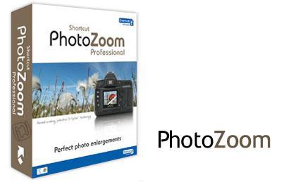 photozoom بزرگ کردن تصاویر با حداقل افت کیفیت توسط PhotoZoom Pro 2.3.0