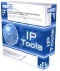 IP Tools v2.56 برنامه ای متشکل از ابزارهای کنترل شبکه