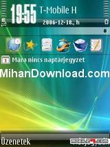 Vista%5BMihanDownload.com%5D تم نوکیا جدید VistaAuror برای سری n