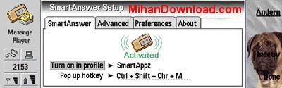 smartanswer SmartAnswer برنامه منشی تلفنی