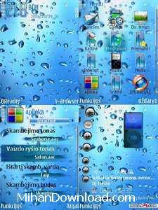 Drops%5BMihanDownload.com%5D تم نوکیا سری N جدید جدید