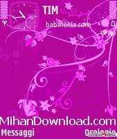 PinkSeaflo%5BMihanDownload.com%5D تم موبایل صورتی جدید برای نوکیا سری n