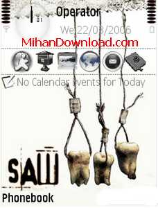 Sawii%5BMihanDownload.com%5D تم قشنگ موبایل نوکیا سری N با نام Sawii