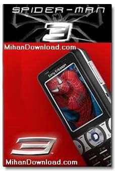 SpiderMan3%5BMihanDownload.com%5D بازي موبايل مرد عنكبوتيSpider Man 3