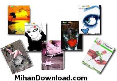 mobtheme%5BMihanDownload 5 تم موبايل براي نوكيا سري40 theme Nokia