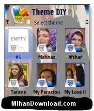themediy%5BMihanDownload نرم افزار themediy براي ساخت تم موبايل نوكيا